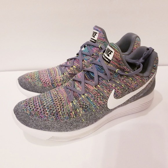 afe2725e030fe Nike Lunarepic Low Flyknit 2 Mens Running Sneakers